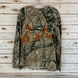 Outfitters Ridge long sleeve Camo Shirt